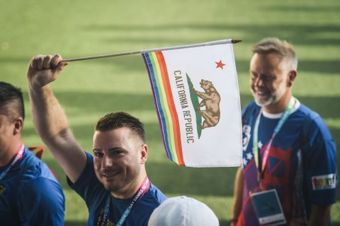 US Team Gay Games California
