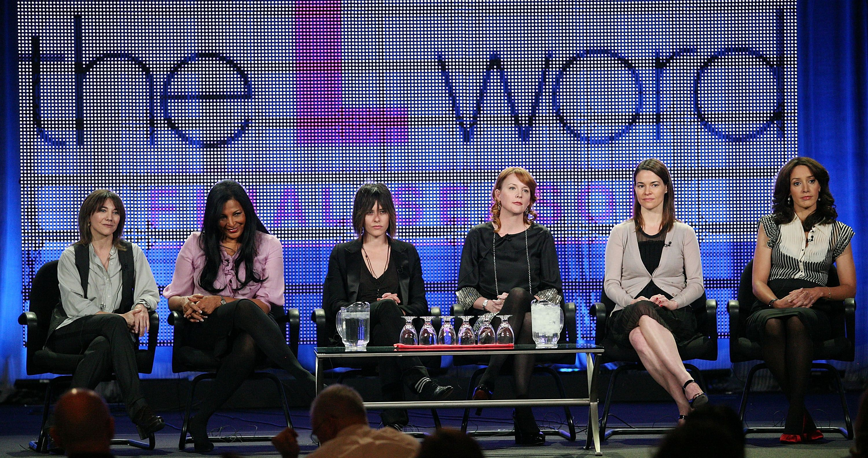 Sarah Shahi Is Ready to Be in Showtime's 'L Word' Sequel