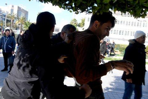 Tunisia lgbt arrest