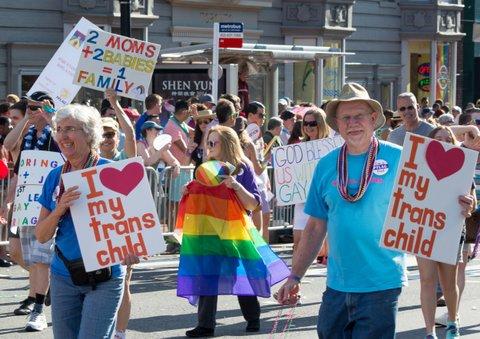pflag pride parade