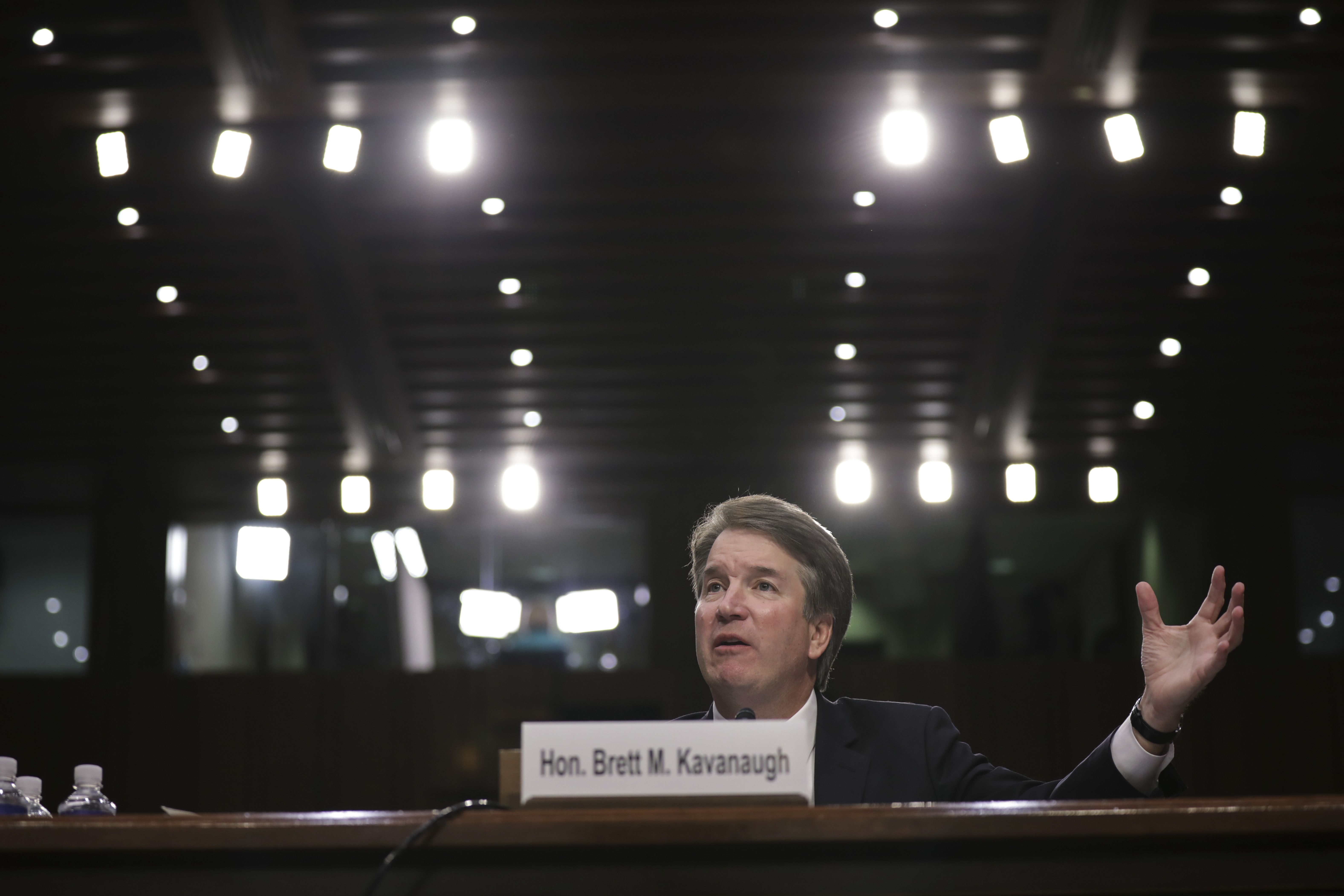 How Brett Kavanaugh will collide with a changing America