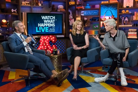 troye sivan watch what happens live