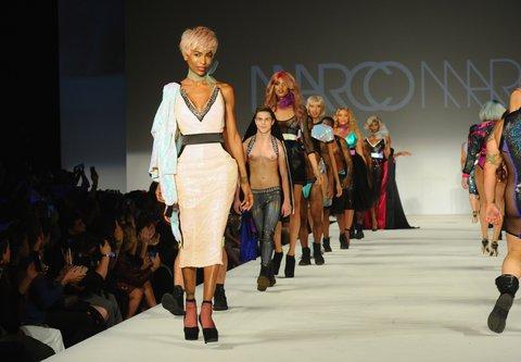 trans fashion week