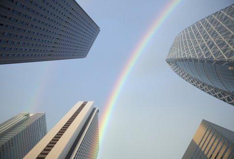 tokyo rainbow