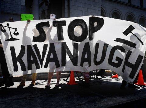 kavanaugh protesters