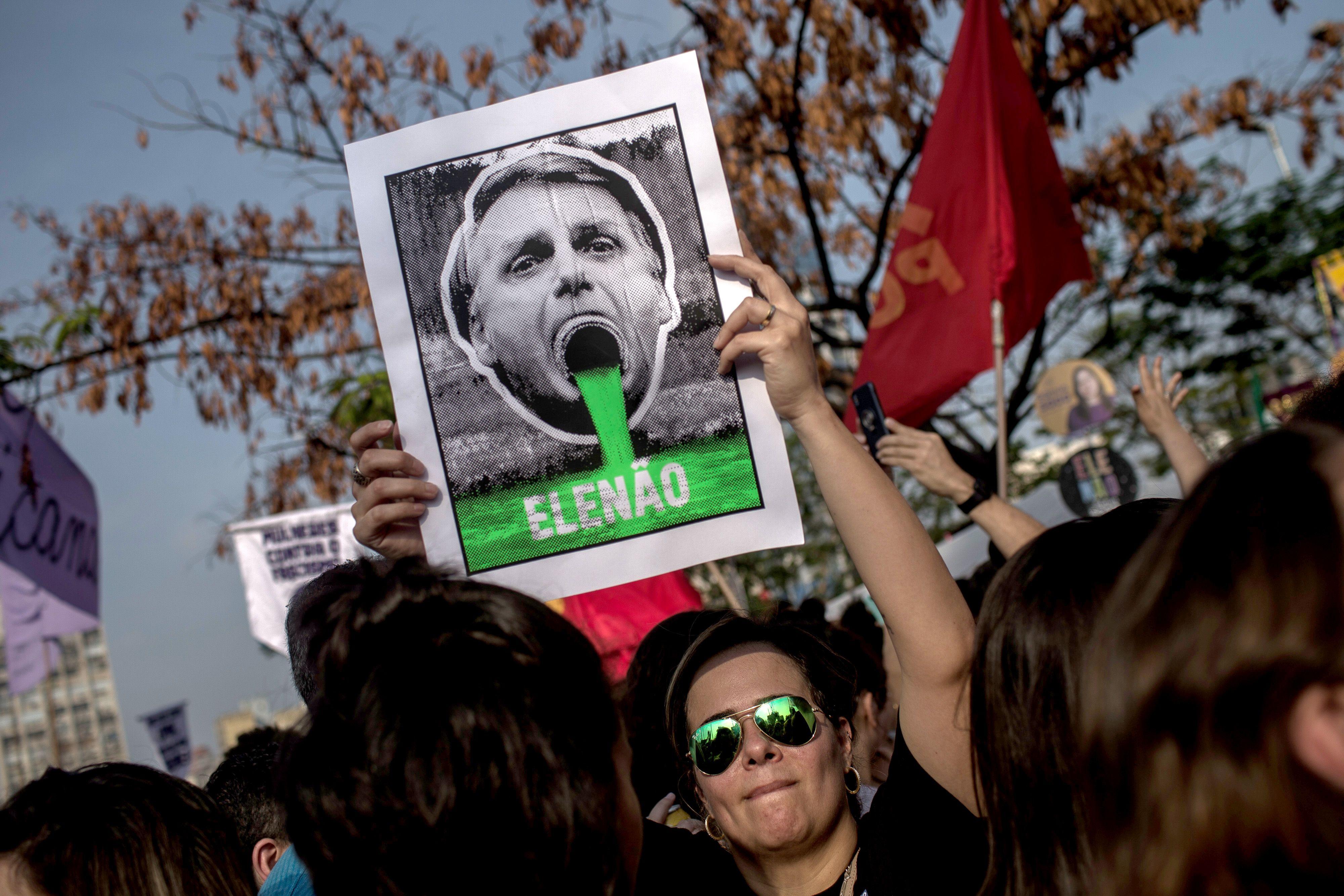 Far-right congressman Bolsonaro 'to become Brazilian president'