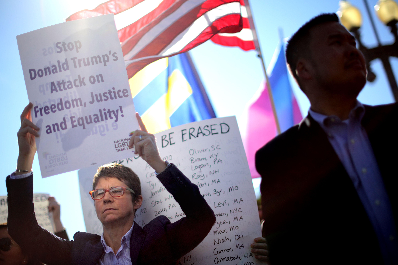 Caitlyn Jenner Slams Trump Over Proposed Transgender Erasure Policy