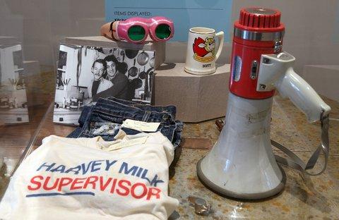 harvey milk possessions