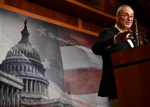 chuck schumer senate democrats