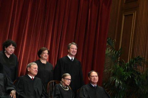 kavanaugh supreme court justices