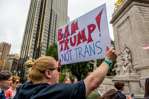 trump transgender military ban