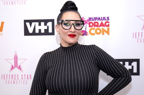 "Michelle Visage RuVeals Her Dream Guest Judges for ""Drag"