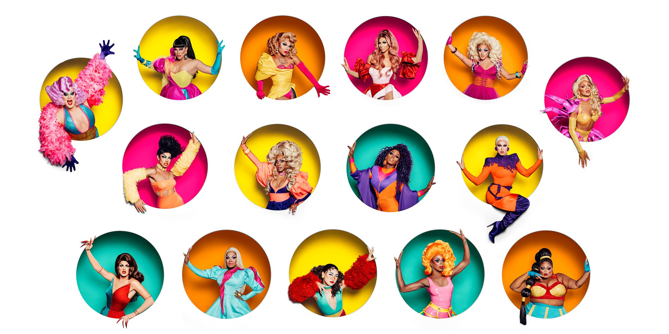 'RuPaul's Drag Race' Season 11 Queens Revealed - See the Cast!