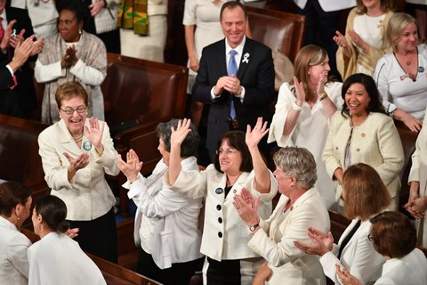 congresswomen state of the union