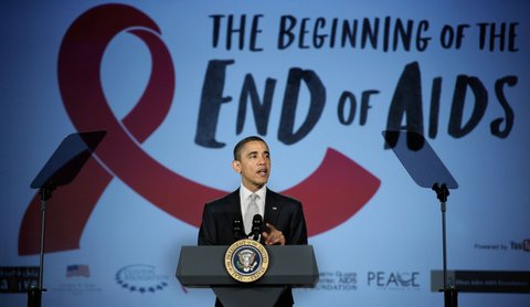 obama world aids day