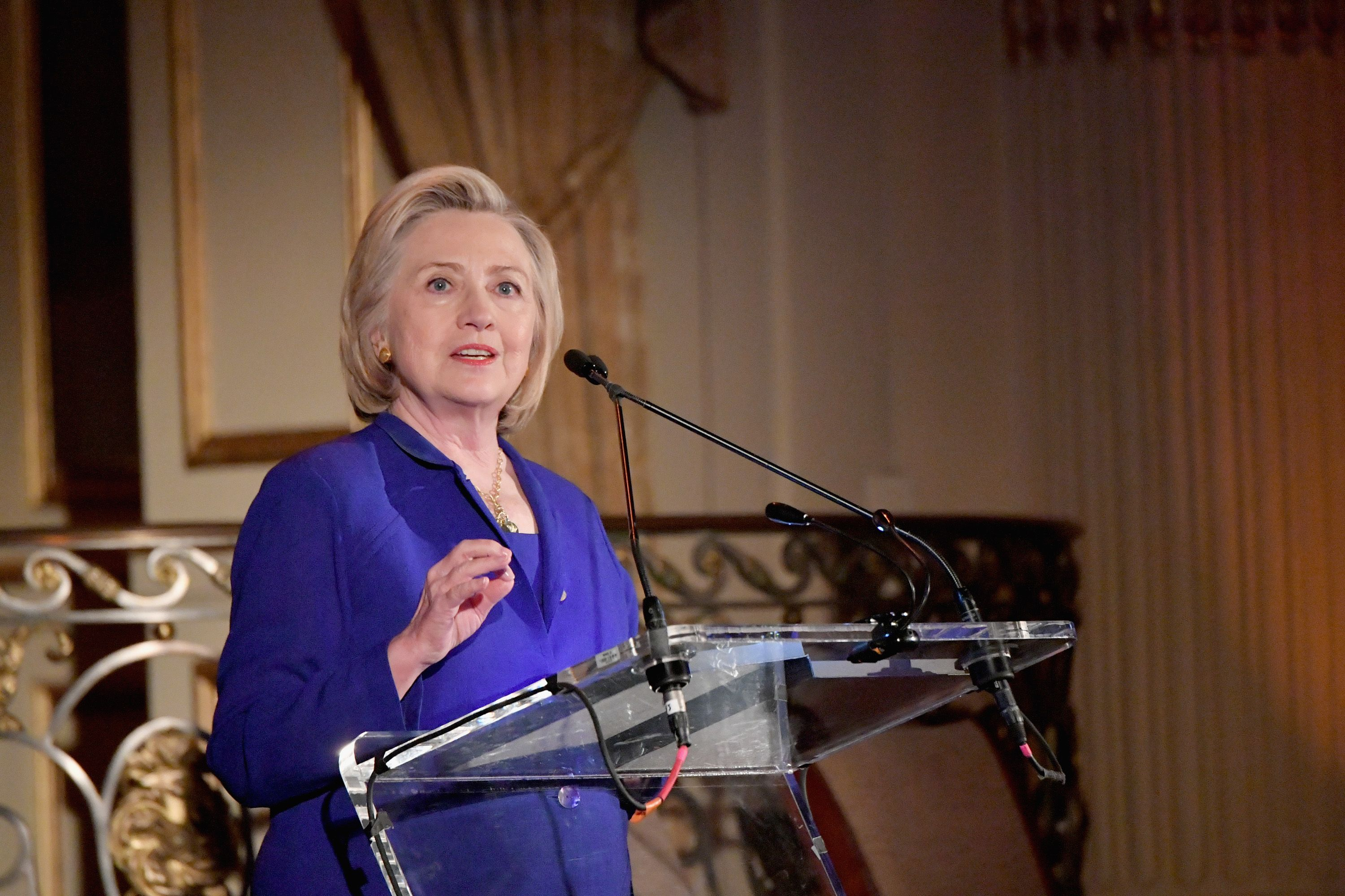 'I'm Not Running' In 2020, Hillary Claims