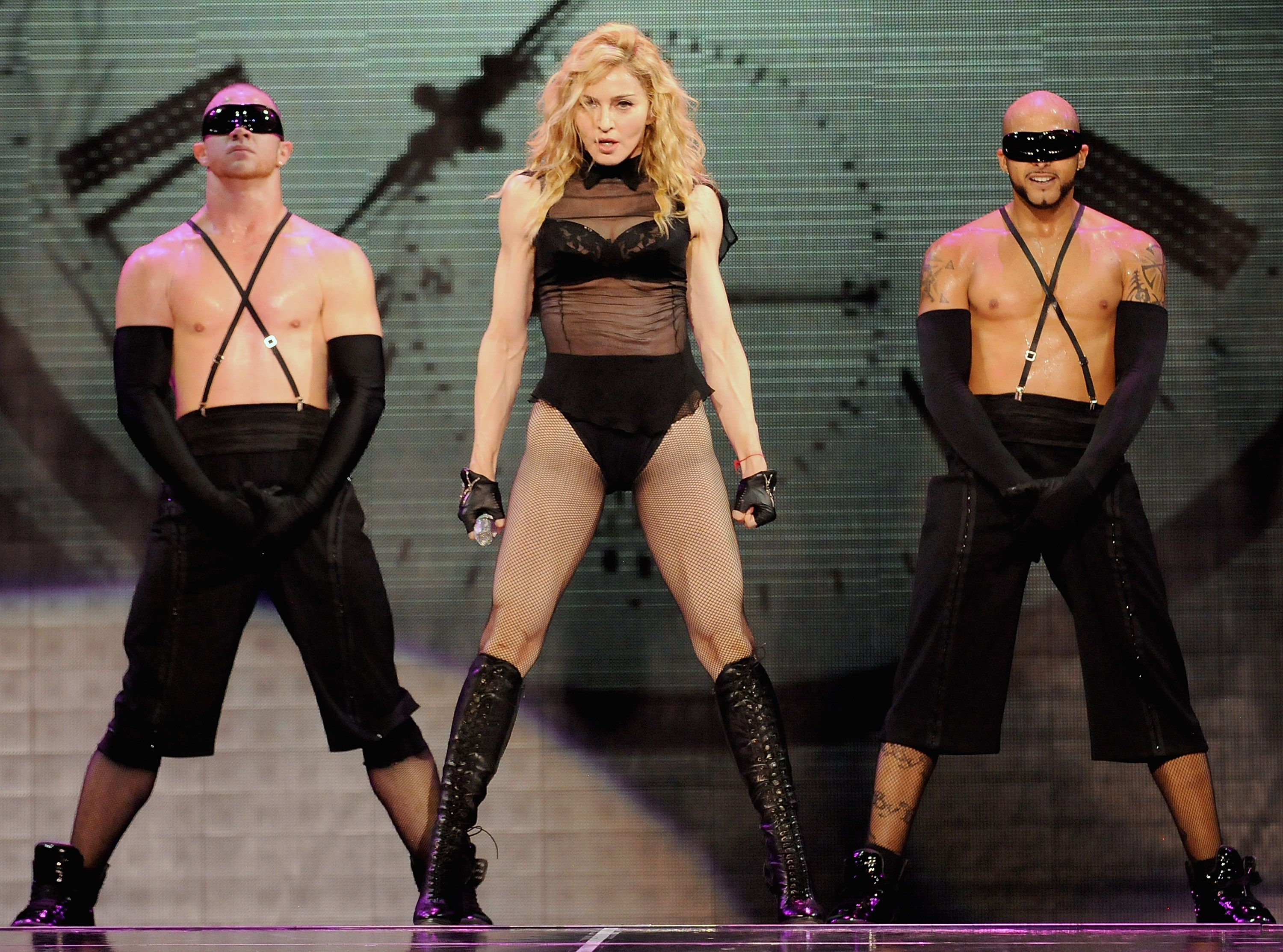 Holy-day! Madonna is confirmed to perform at Eurovision in Tel Aviv
