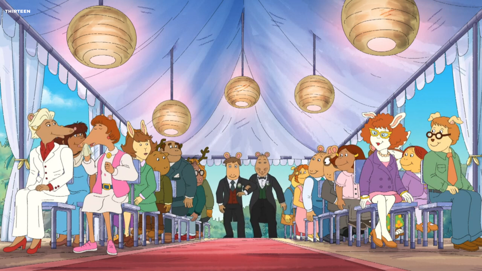'Arthur' kicked off 22nd season on PBS with gay wedding