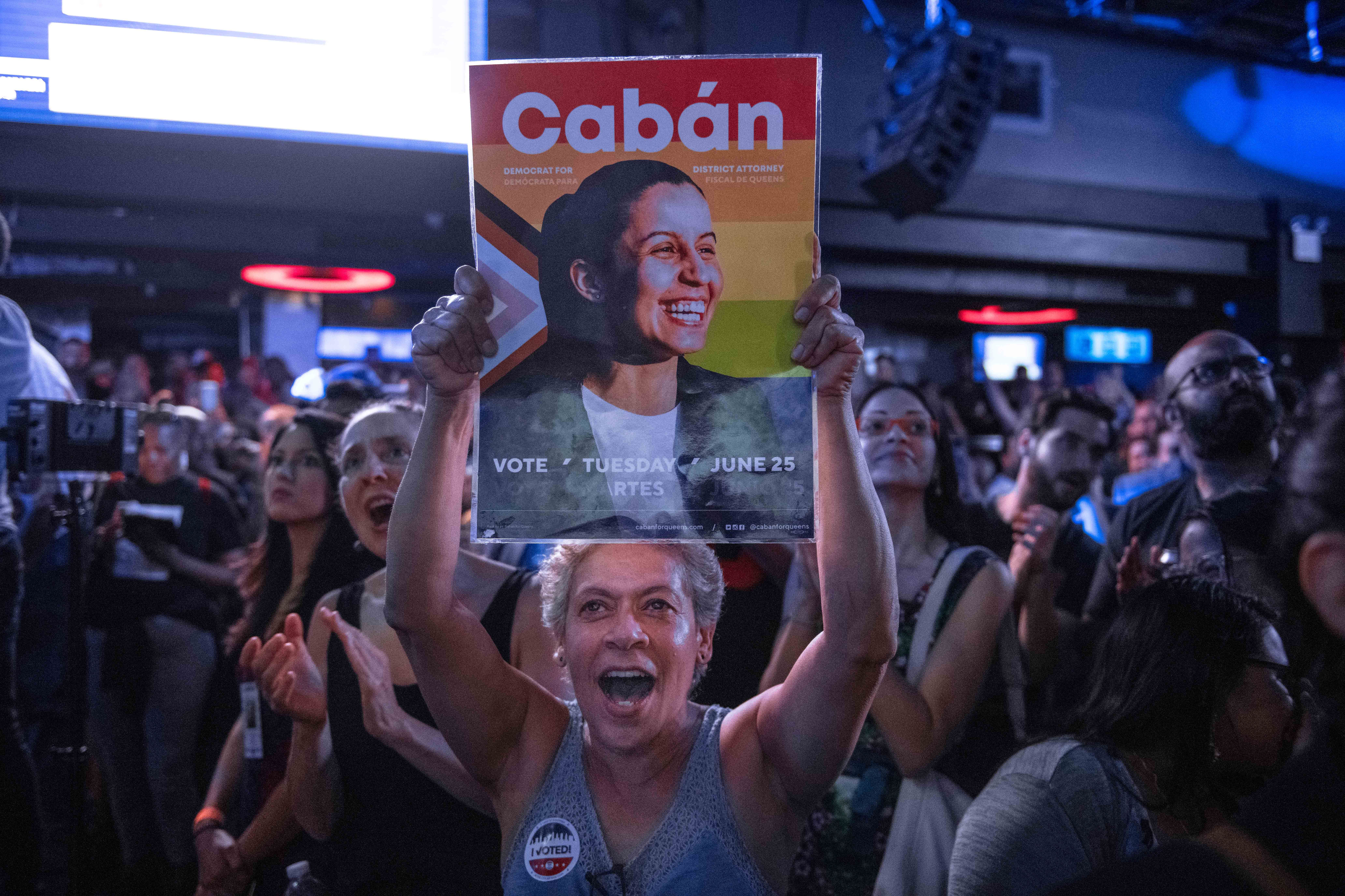Caban Claims Victory in Queens DA Race