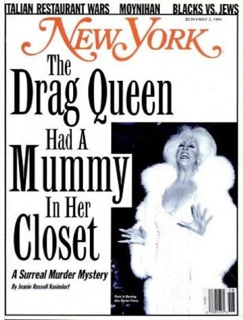 The Mystery of Dorian Corey, the Drag Queen Who Had a Mummy