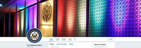 U.S. Embassy Twitter