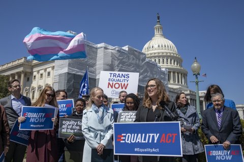 equality act press conference