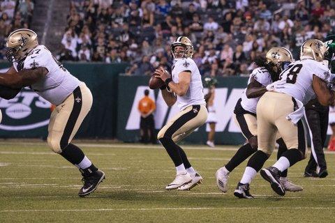 New Orleans Saints, New York Jets