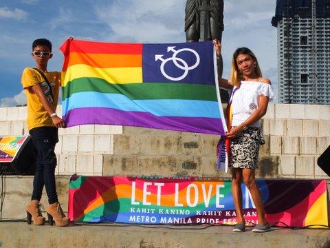 Philippines LGBTQ community