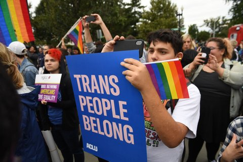 Supreme Court trans rights