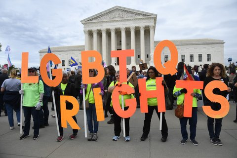 LGBTQ rights SCOTUS
