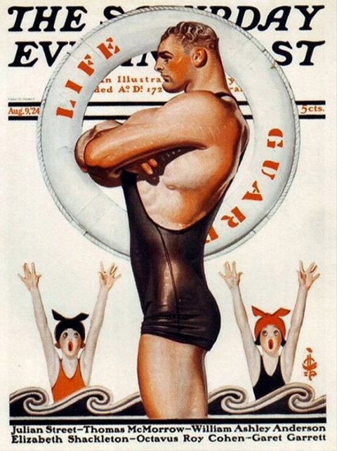Leyendecker Lifeguard