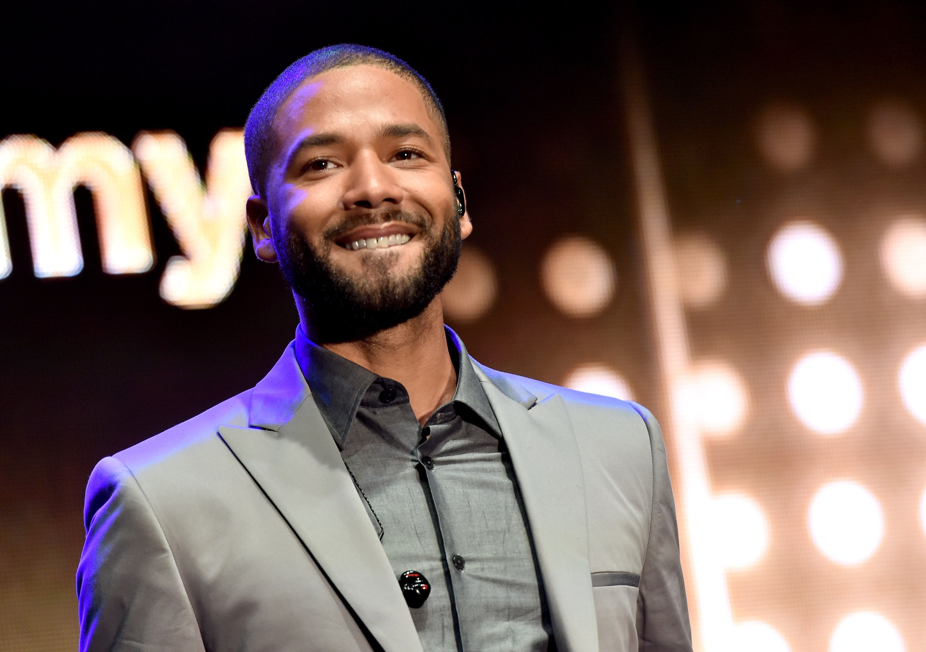 Jussie Smollett and 'attacker' allegedly visited upscale Chicago bathhouse