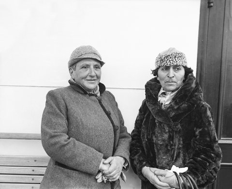 Getrude Stein, Alice B Toklas