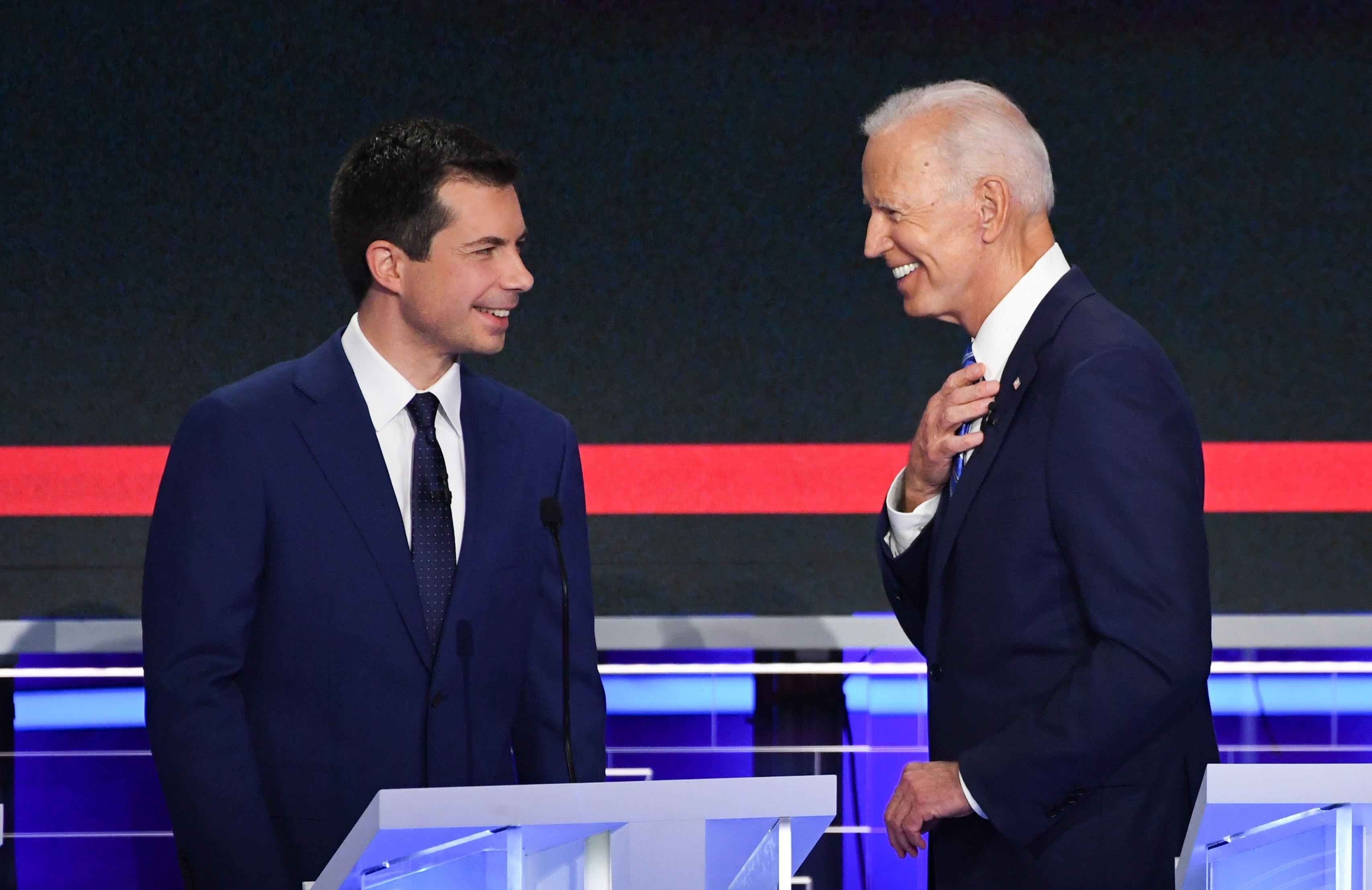 Joe Biden Mini-Gaffe Is Fresh Meat Online