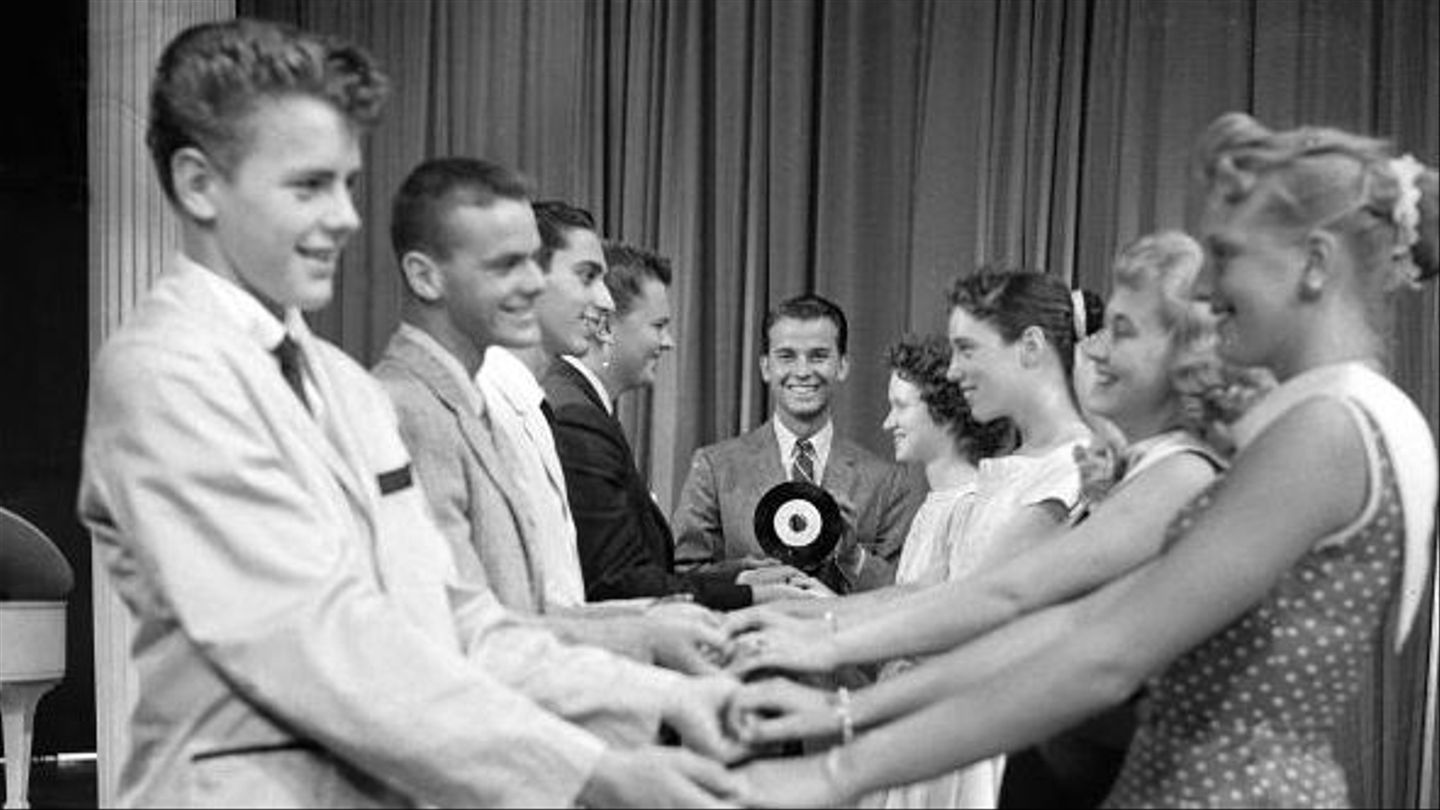 """The Secret Gay Lives Of The """"American Bandstand"""" Dancers 
