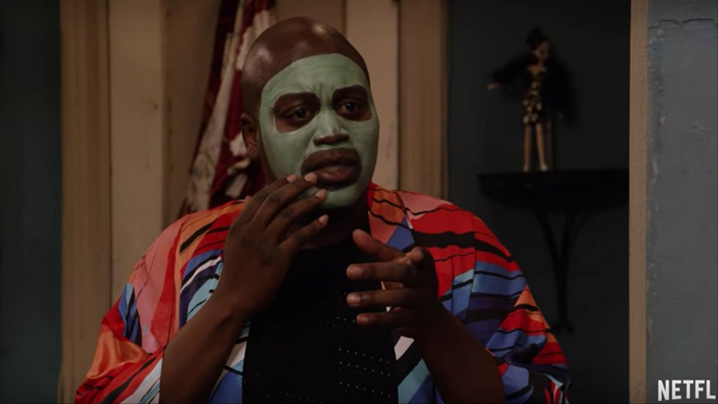 "Amy Sedaris Kimmy Schmidt titus has boyfriend trouble in new ""unbreakable kimmy"