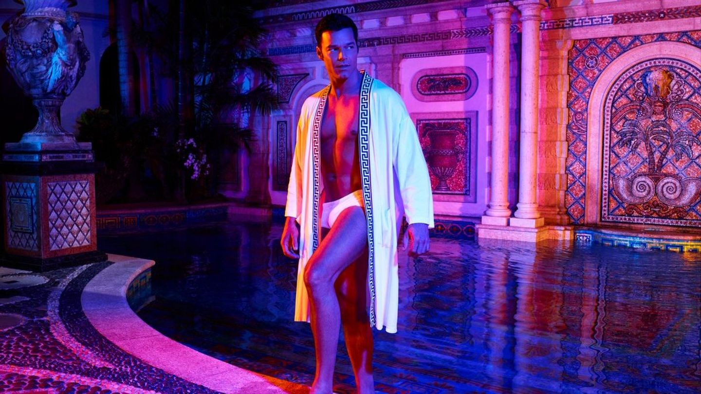 "You Will See Ricky Martin's Bon-Bon On ""Assassination Of Gianni Versace"" 