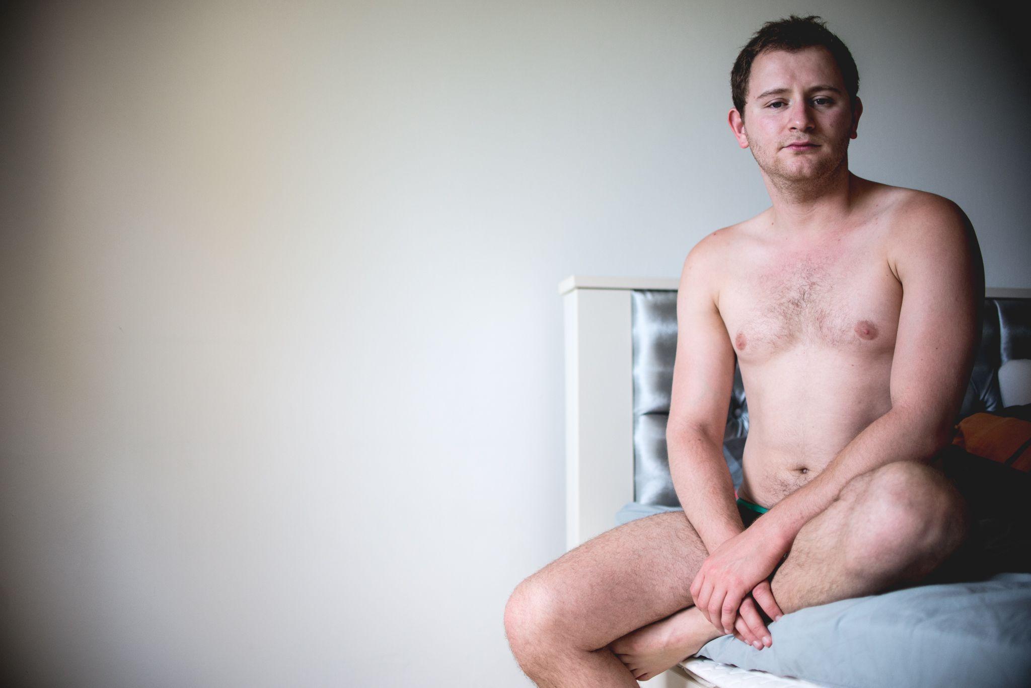Nude israeli men